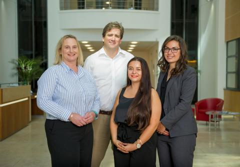 Graduate interns help law firms expand