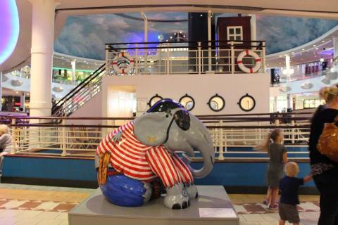 elephant adventure at intu Trafford Centre