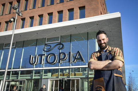 Costas Of Sweden öppnar i Utopia i april