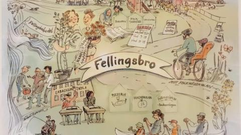 Nyheter i korthet från Fellingsbro