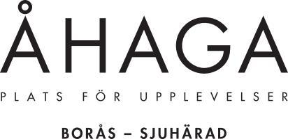 Logotype Åhaga