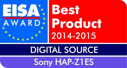 European Digital Source of the year 2014-2015: HAP-Z1ES