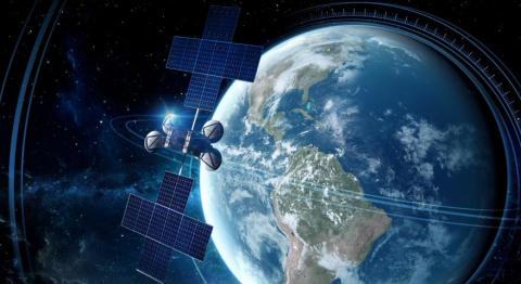 Satelita EUTELSAT 65 West A zaczyna pracę na pozycji 65° West
