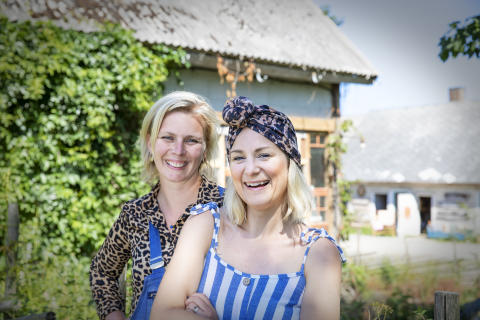 Marina Evertsson och Lisa Lemke, Skördetid i Halland