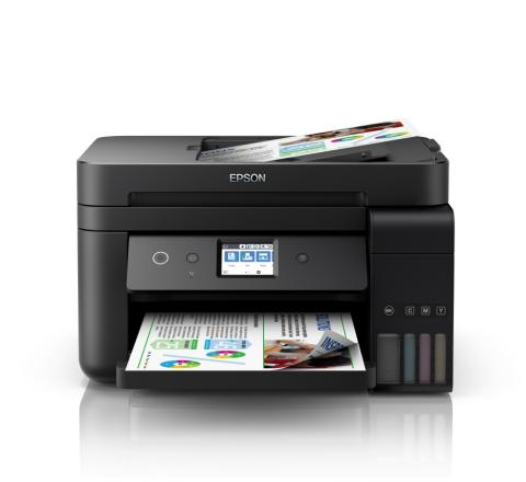 Epson launches the new compact L-series integrated ink tank printers
