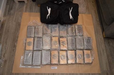 Six men jailed following operation targeting drugs supply