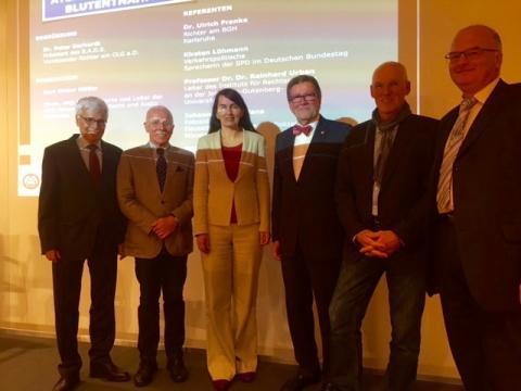 """BADS-Symposium mit Experten zur Frage """"Atemalkohol statt Blutentnahme?"""""""