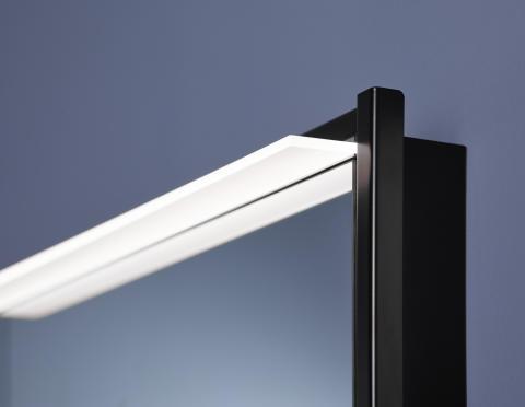 Lichtlösung inklusive: Flex von burgbad