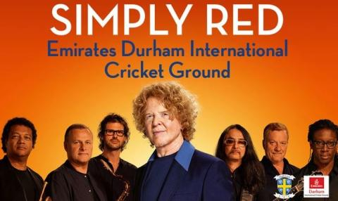 Buses for Simply Red at Emirates Riverside - 3 June