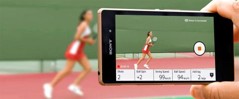 Smart Tennis Sensor_App von Sony_05