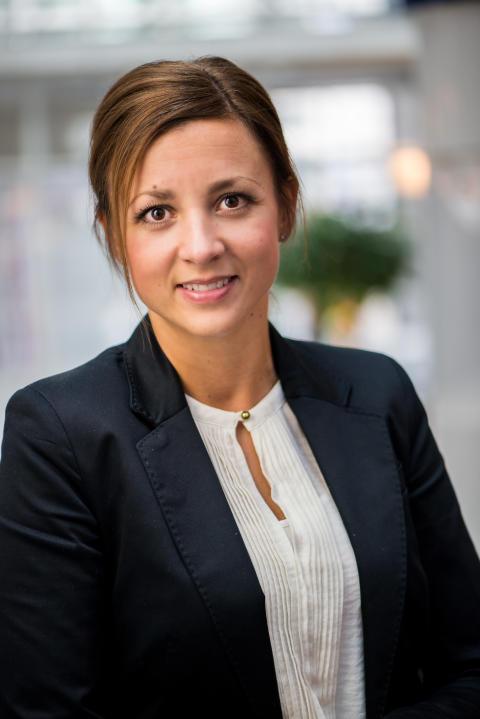 Erica Åberg ny hotelldirektör på Downtown Camper by Scandic