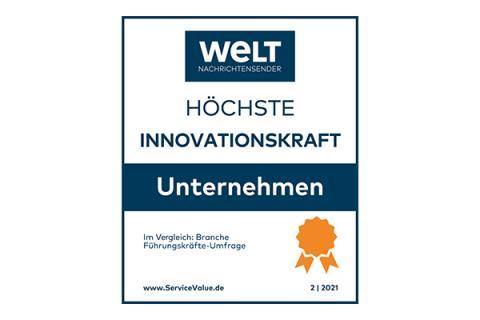 Das sind Deutschlands innovativste Unternehmen