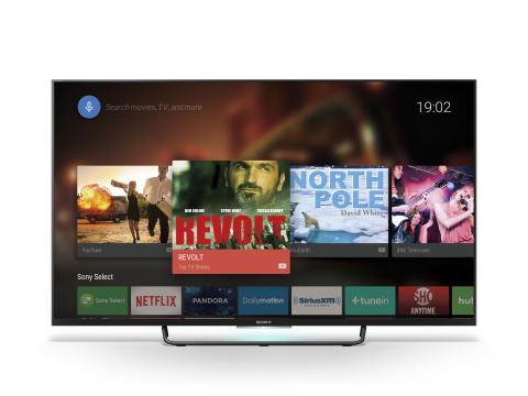 Telewizory Sony Android TV już na polskim rynku