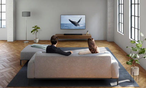 La qualité cinéma accessible chez soi :  voici le programme à l'affiche  de la nouvelle gamme audiovisuelle Sony !