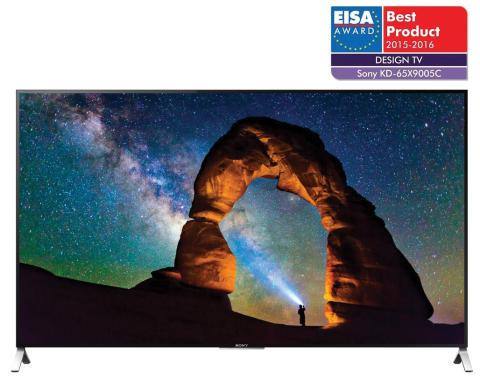 KD-65X9005C EISA Award