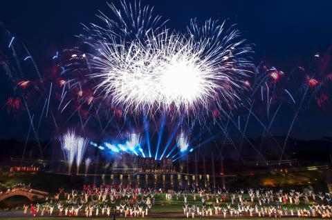 Thousands of theatre-goers travel safely to Kynren thanks to Go North East partnership