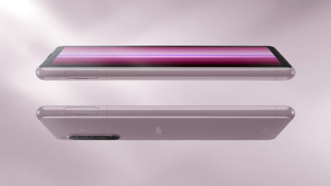 Sony präsentiert das Xperia 5 II in Rosa