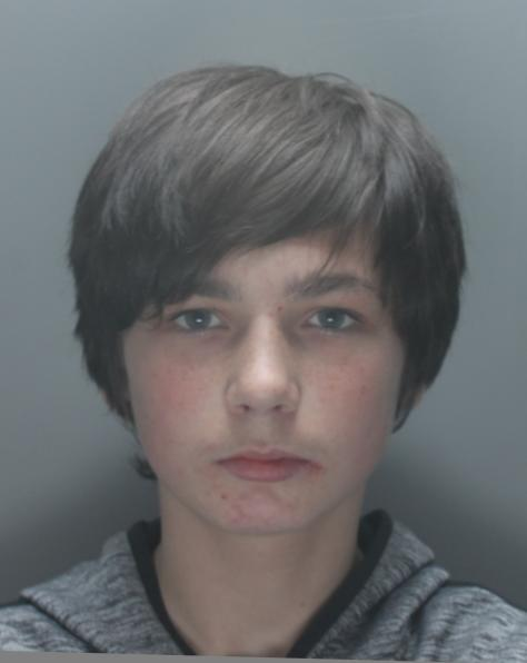 Missing from home: Reece Sands