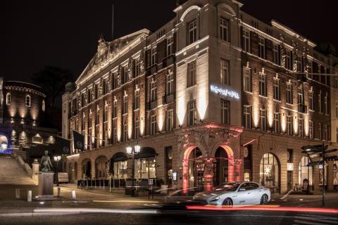 The Vault Hotel blir först ut i Sverige som WorldHotels Crafted Collection.