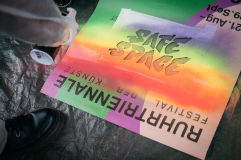 Safe Space: Workshops in den Sommerferien