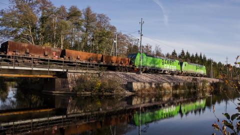 Nu moderniserar vi svensk järnvägslogistik