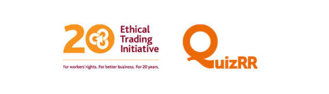 QuizRR & ETI to develop a digital training solution to combat the issue of involuntary work