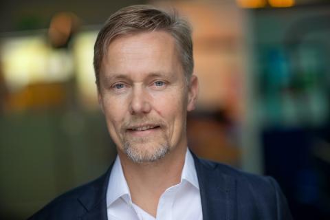 Karl Henrik Johansson, föreståndare och professor i nätverksreglering vid KTH. Foto: Knut och Alice Wallenbergs Stiftelse.
