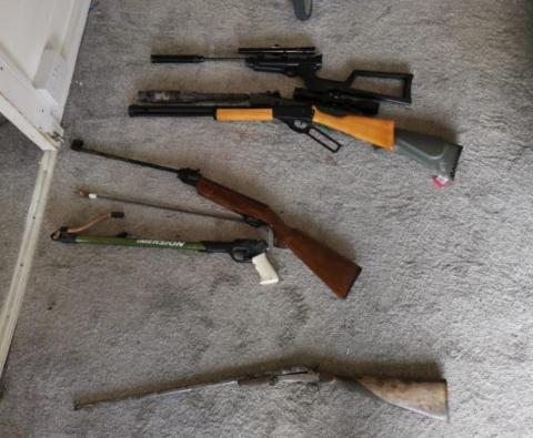 Air weapons