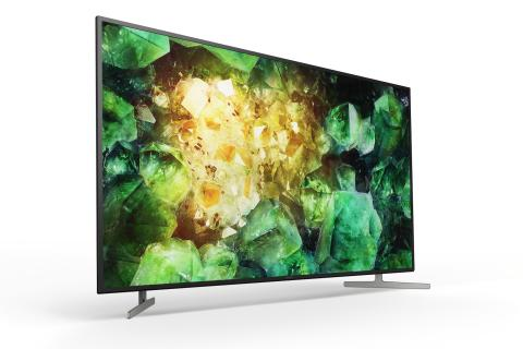 Les nouveaux téléviseurs LCD 4K HDR de Sony - XH81, XH80 et X70 - sont disponibles