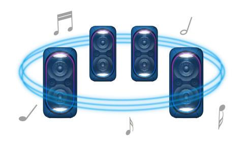 Sony_GTK-XB60_Blau_Party-Chain_01