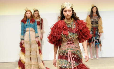 World-class craftsmanship meets catwalk glamour at the Newcastle Fashion Show