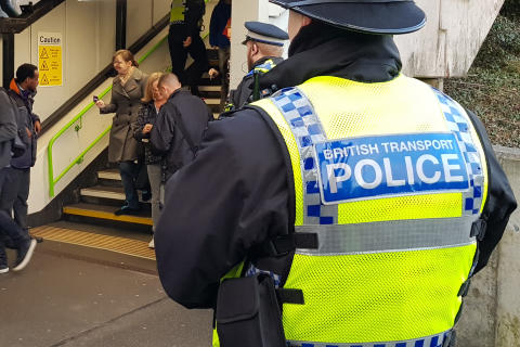 Rail passengers reminded of zero tolerance approach to staff abuse