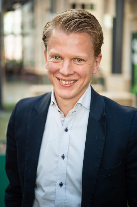 Irisity utser Andreas Höye till ny Chief Financial Officer