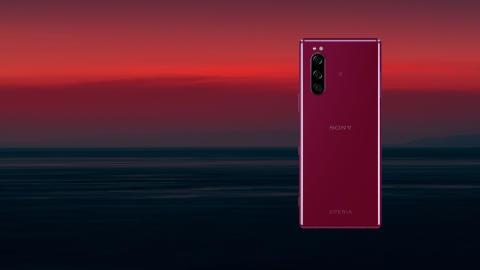 Xperia 5 Red (15)