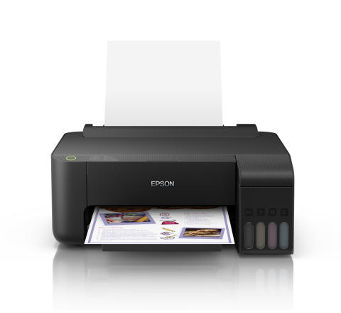 Epson Announces Two New Additions to the EcoTank L-Series  Ink Tank System Printer Line-up
