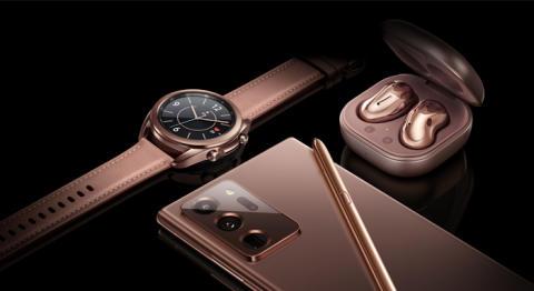 Samsung presenterar Galaxy Note20 – ett kraftpaket utan dess like