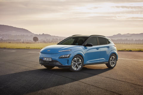 New Hyundai Kona Electric (5)