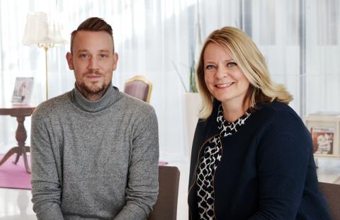Nya chefer på Locum ska möta framtidens vårdbehov