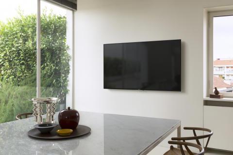 Οι τηλεοράσεις 4Κ της Sony σάς ανοίγουν έναν νέο κόσμο ψυχαγωγίας με την Android TV™