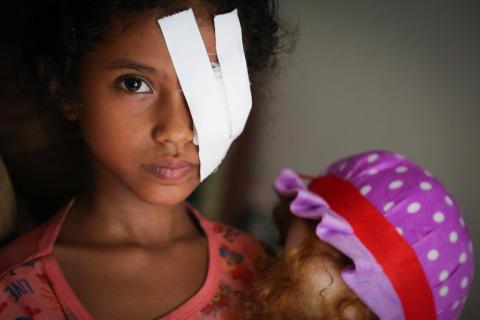 7 av 10 vill stoppa vapenexporten till kriget i Jemen