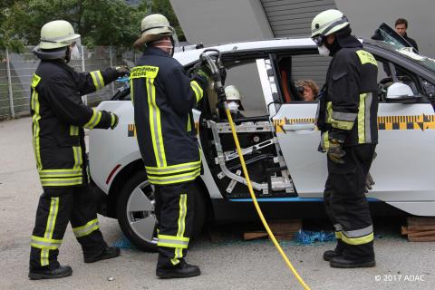Post-Crash Safety - Euro NCAP 2025 Road Map