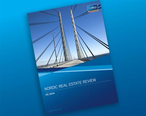 Stor internationell efterfrågan från investerare och kapitalplacerare på fastigheter i de nordiska länderna