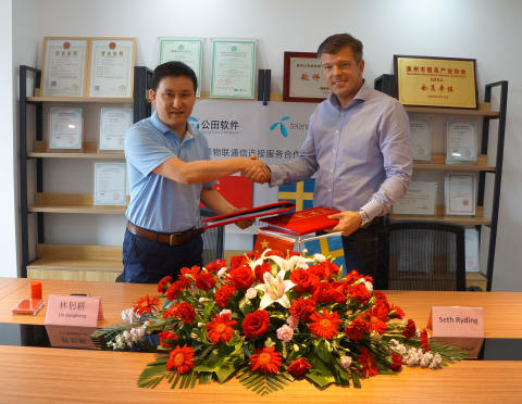 GongTian Software Co. Ltd. selects Telenor Connexion for its global expansion