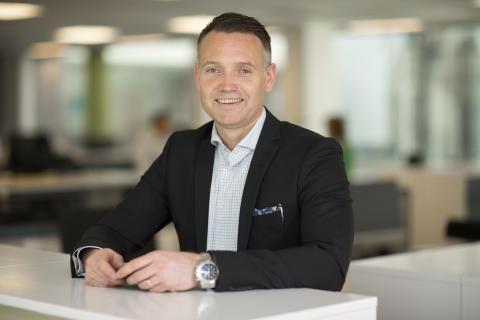 Ted Söderholm vd Green Cargo