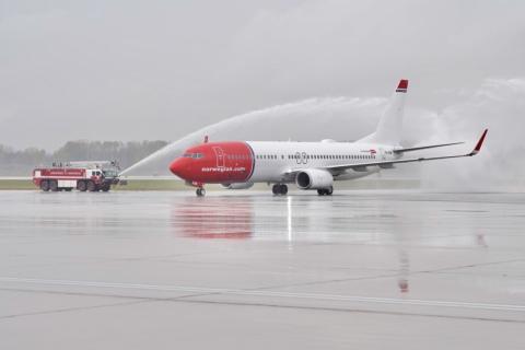 Le premier vol de Norwegian à partir du Canada décolle