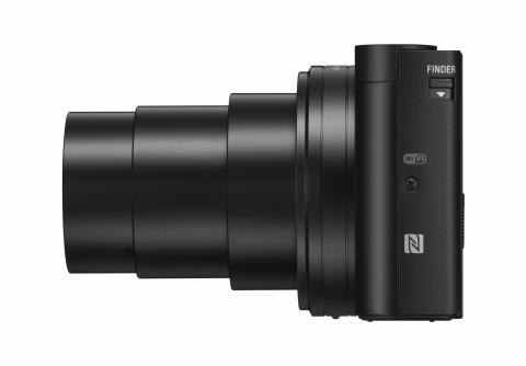 A Sony anuncia o lançamento da mais pequena câmara de viagem com zoom elevado, capacidade de filmagem em 4K e processador de imagem melhorado