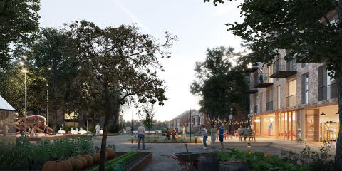 Arkitema vinder masterplan for Søkvarteret