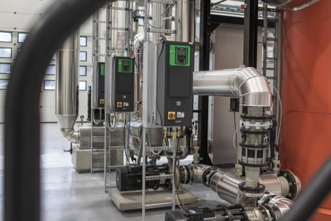 Åbne standarder optimerer fremtidens fjernvarmeproduktion