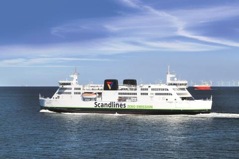 Scandlines præsenterer grøn agenda for tysk transportudvalg