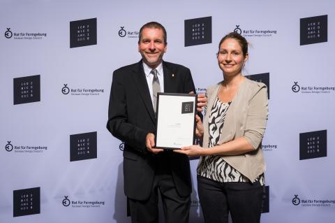 Kebony Holz gewinnt Design-Preis
